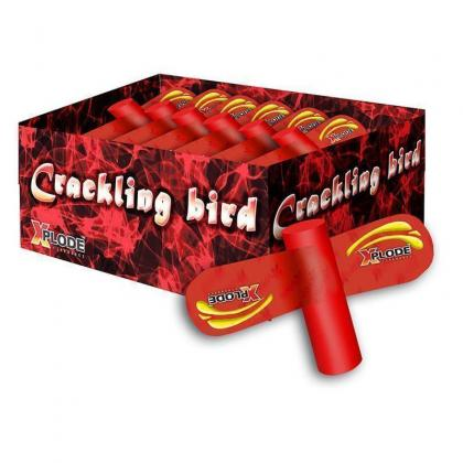 Xplode Crackling Bird Feuervogel 6er Pack
